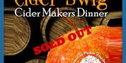 Cider Swig, Cider Makers Dinner, Greater Gig Harbor Foundation, Olalla Winery, Vineyard, Cider, Wine, party, Gig Harbor event, Cider makers