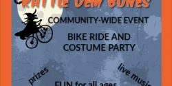 Gig Harbor Event, Bike Ride, Community, local, biking, costume, party, live music, discounts, family, kids, activity, recreation, fun, party
