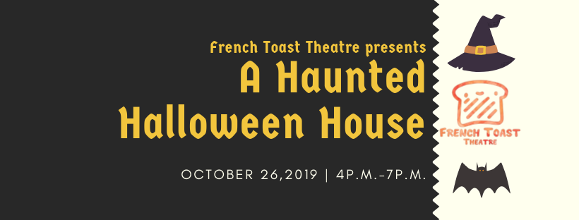 French Toast, Haunted House, kids, Halloween, Gig Harbor Events