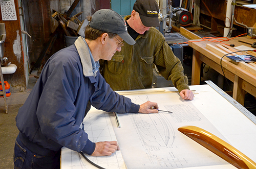 Gig Harbor Events, Lofting, workshop, tools, boat, Gig Harbor boatshop