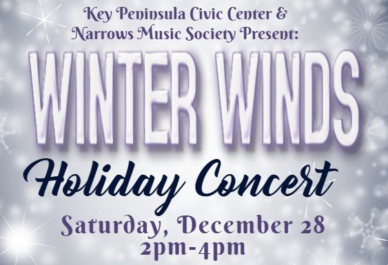 Gig Harbor Civic Orchestra, Music, Winter Wind, Concert