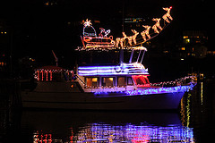 Gig Harbor Events, Lighted Boat parade, holiday, Christmas, boats, boating,