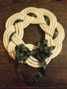 Boatshop, Gig Harbor, Wreath making,