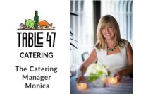 Ocean5, Table 47, Gig Habor, Catering, Monica, Newby, Food, Off-site catering, events, local food, organic,
