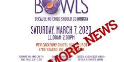 Empty Bowls, fundraiser, art, artists, Gig Harbor, pottery, glass, soup, shopping, fundraiser, children,, Chapel Hill Church