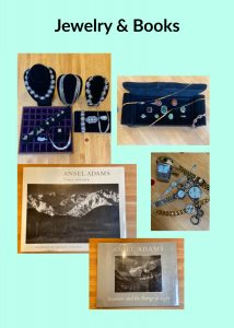 Gig Harbor, Dragon Boat Flea Market, Household, Jewelry, books