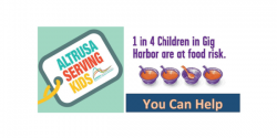 Altrusa, Gig Harbor, Empty Bowls, Children, Donations