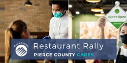 Restaurants, Pierce County, Rally