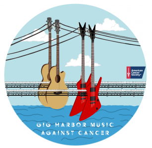 Gig Harbor, Events, Music Against Cancer, Uptown, Music, festival, family,
