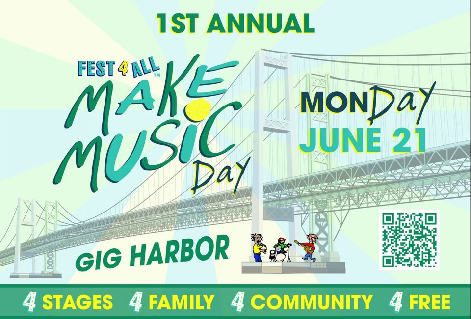 Gig Harbor Music Festival, Event, Uptown Shopping Center, Line up of Performers, Music, Live Music