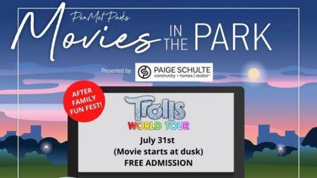 Movie, Trolls World Tour, Movie, Outdoor, Gig Harbor, PenMet, Sehmel Park